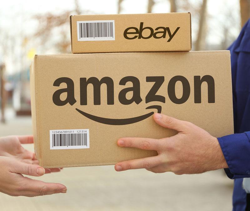 mua đồng hồ ebay amazon