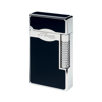 Le Grand S.T. Dupont Lighter Twin flame Black