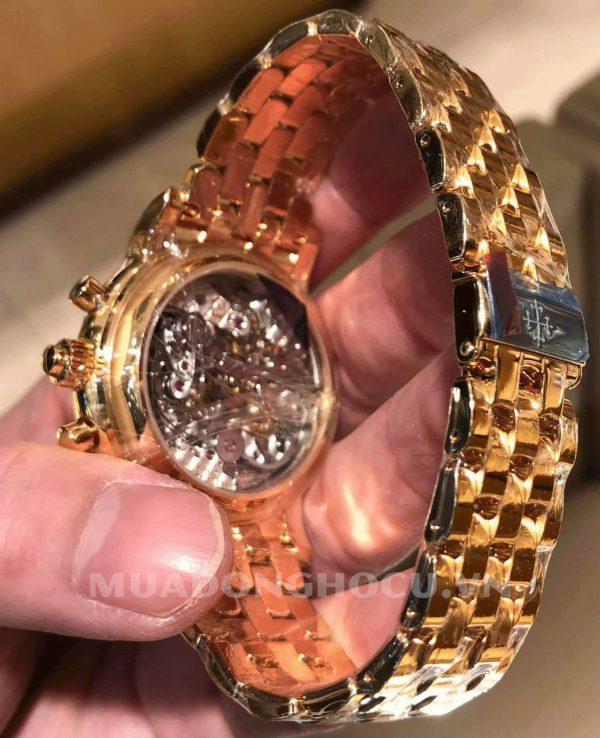Patek Philippe Grand Complications Full Rose Gold 5270/1R-001