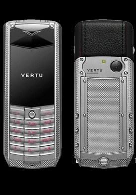 Vertu Ascent X Titan Black