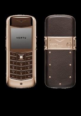 Vertu Constellation Gold Pure chocolate